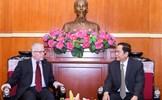 Chủ tịch Trần Thanh Mẫn thăm hữu nghị New Zealand và Australia