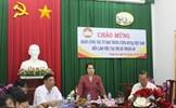 Phó Chủ tịch Bùi Thị Thanh kiểm tra công tác Mặt trận tại Bình Dương