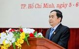 Bế mạc Hội nghị Ủy ban Trung ương MTTQ Việt Nam lần thứ tám (Khóa VIII)