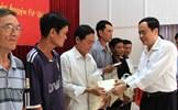 Chủ tịch Trần Thanh Mẫn tặng quà Tết tại tỉnh Hậu Giang và TP. Cần Thơ