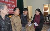 Phó Chủ tịch Trương Thị Ngọc Ánh tặng quà Tết tại tỉnh Phú Thọ