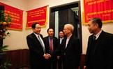 Chủ tịch Trần Thanh Mẫn thăm Ủy ban Đoàn kết Công giáo Việt Nam
