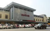 Quy hoạch phân khu đô thị khu vực ga Hà Nội: Không thể xây mới từ 40 - 70 tầng!