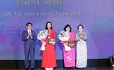 Trao giải thưởng Kovalevskaia cho hai nhà nữ khoa học