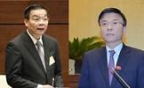 Hôm nay, chất vấn hai Bộ trưởng Lê Thành Long và Chu Ngọc Anh