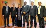 Chủ tịch Quốc hội Nguyễn Thị Kim Ngân làm việc với Tổng Thư ký IPU