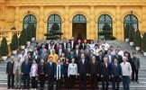 Năm 2018: Tạo điều kiện tổ chức tốt Đại hội Mặt trận Tổ quốc Việt Nam các cấp