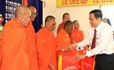 Hòa chung niềm vui đón Tết Chôl Chnăm Thmây cùng đồng bào Khmer