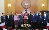 Không ngừng gìn giữ, vun đắp quan hệ hữu nghị Việt Nam - Lào