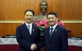 Đoàn Chính hiệp thành phố Thượng Hải, Trung Quốc thăm Mặt trận Tổ quốc Việt Nam