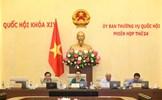 Góp ý vào Báo cáo kiến nghị của cử tri và nhân dân tại kỳ họp thứ năm, Quốc hội khóa XIV
