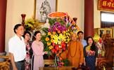 Phó Chủ tịch Trương Thị Ngọc Ánh chúc mừng lễ Phật đản tại tỉnh Kon Tum