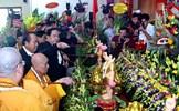 Không khí trang nghiêm chào mừng Đại lễ Phật đản Phật lịch 2562, Dương lịch 2018