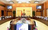 Hôm nay bắt đầu phiên họp thứ 27 của Ủy ban Thường vụ Quốc hội