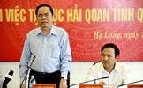 Quyết liệt thực hiện cải cách thủ tục hành chính trong lĩnh vực Hải quan
