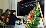 Chủ tịch MTTQ Việt Nam viếng Chủ tịch nước Trần Đại Quang tại Cuba