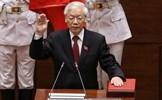 Tân Chủ tịch nước Nguyễn Phú Trọng: Tôi xin thưa thật là vừa mừng, vừa lo