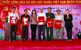 Phó Chủ tịch nước Đặng Thị Ngọc Thịnh dự Ngày hội Đại đoàn kết tại Bình Dương