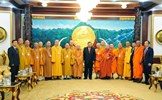 Hội nghị Thượng đỉnh Phật giáo ba nước Lào  - Việt Nam - Campuchia lần thứ nhất