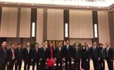 Chủ tịch Trần Thanh Mẫn tiếp Chủ tịch Chính hiệp tỉnh Liêu Ninh