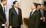Chiêu đãi kỷ niệm 60 năm ngày Chủ tịch Triều Tiên Kim Nhật Thành thăm Việt Nam