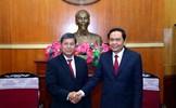 Thắt chặt mối quan hệ hợp tác giữa hai tổ chức Mặt trận Việt Nam - Lào