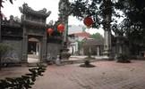 Chuẩn bị tưởng niệm 345 năm ngày sinh danh nhân Nguyễn Quý Ân