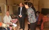 Mặt trận Trung ương tặng quà tết cho người nghèo tại tỉnh Thái Bình
