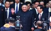 Chủ tịch Triều Tiên Kim Jong-un tới Việt Nam