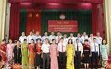 Đại hội đại biểu Mặt trận Tổ quốc huyện Hàm Yên khóa XXI  