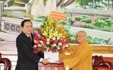 Giáo hội Phật giáo Quảng Nam tích cực hưởng ứng Đại hội MTTQ Việt Nam các cấp