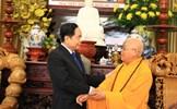 Giáo hội Phật giáo Việt Nam đồng hành cùng sự phát triển của dân tộc