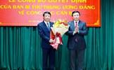 Bổ nhiệm chức vụ Phó Giám đốc Học viện Chính trị quốc gia Hồ Chí Minh