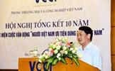 Mở rộng kênh phân phối hàng Việt tới khắp mọi miền Tổ quốc