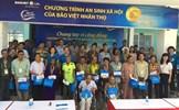 Bảo Việt Nhân thọ khám bệnh miễn phí và tặng quà cho gia đình chính sách tại tỉnh Ninh Thuận