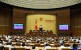 Quốc hội phê chuẩn việc bổ nhiệm Thẩm phán TAND tối cao bằng phiếu kín