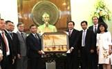 Tiếp tục thúc đẩy mối quan hệ đối tác chiến lược toàn diện giữa Việt Nam và Lào