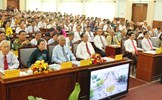 Mặt trận tỉnh Ninh Thuận tiếp tục phát huy truyền thống đoàn kết, tự lực, tự cường