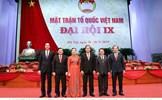 Thư cảm ơn của Ban Thường trực Ủy ban Trung ương MTTQ Việt Nam