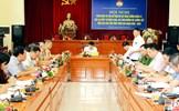 Hội nghị phản biện dự thảo đề án về quản lý giao thông đường bộ, đường sắt tỉnh Vĩnh Phúc