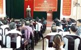 Tập huấn cán bộ Mặt trận cơ sở tỉnh Quảng Trị năm 2019