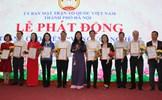 """Hà Nội: Phát động Tháng cao điểm """"Vì người nghèo"""" năm 2019"""