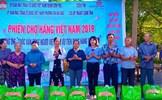 Sơn Trà: Phiên chợ hàng Việt Nam năm 2019