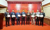 Bế giảng khóa đào tạo ngắn hạn công tác Mặt trận cho cán bộ Mặt trận Lào