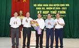 Thái Nguyên: Kiện toàn chức danh Phó Chủ tịch UBND huyện Định Hóa