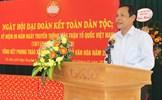 Hải Phòng: Ngày hội Đại đoàn kết tại phường Máy Chai, quận Ngô Quyền