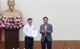 Thái Nguyên: Công bố Quyết định bổ nhiệm Phó Chánh Văn phòng UBND tỉnh