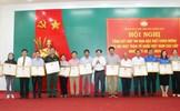 Quảng Ngãi tổng kết đợt thi đua chào mừng Đại hội MTTQ Việt Nam các cấp