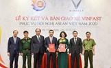 VinFast là phương tiện di chuyển chính thức của Hội nghị ASEAN 2020
