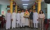 Khánh Hòa: Thăm, chúc mừng nhân dịp 95 năm ngày Khai đạo Cao Đài